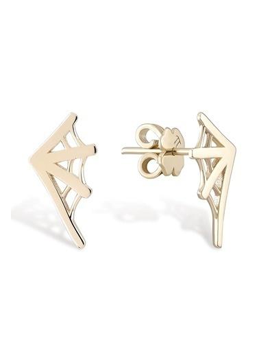 Piano Jewellery Cabaret Að Altın Küpe 14 Ayar Altın